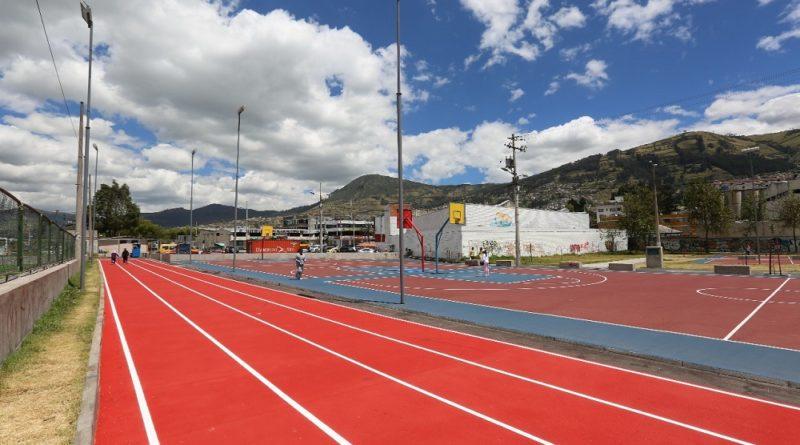 El sur de Quito cuenta con un nuevo parque renovado – Quito Informa 4dd89abccd352