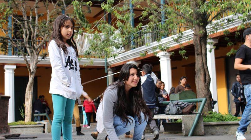Juegos Tradicionales Quito Informa