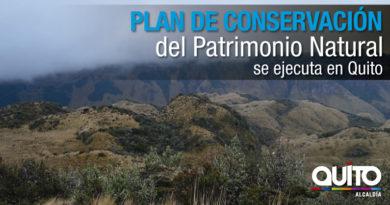 Quito protege más de 150. 000 hectáreas de áreas naturales
