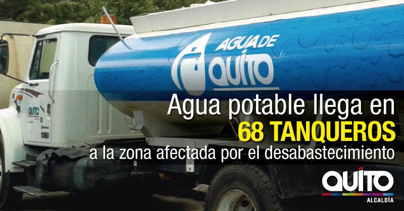 Epmaps quito informa for Agua potable quito