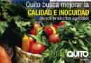 Se firmó Convenio para mejorar la producción de hortalizas y frutales