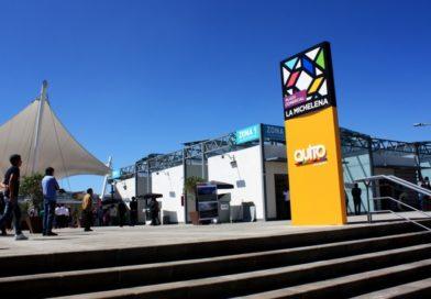 Municipio habilita 138 plazas de estacionamiento en Centro Comercial La Michelena