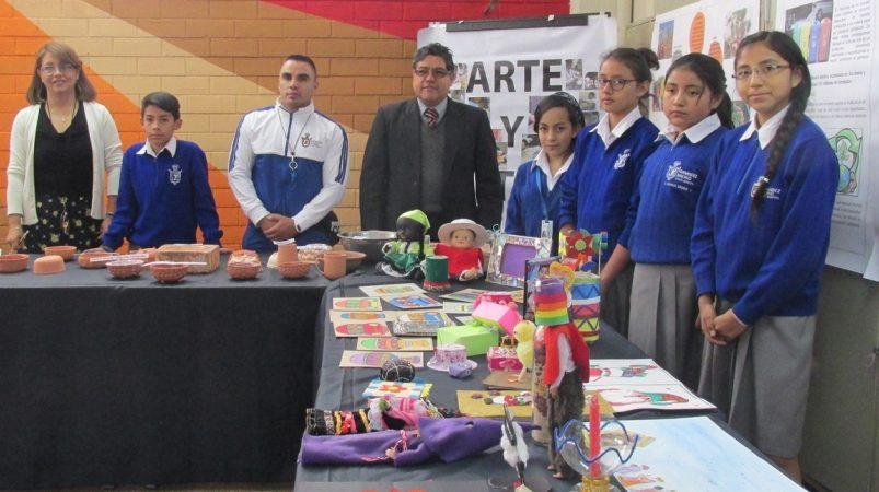 Feria De Proyectos Educativos En El Fern Ndez Madrid