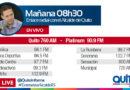 Este miércoles 7 de febrero las radios de la Capital entrevistan al Alcalde Mauricio Rodas