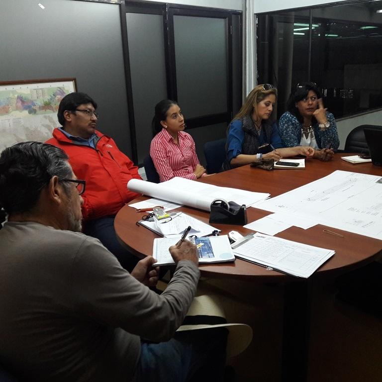 Comité de Seguimiento de Nayón evalúa ejecución de obras