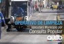 515 obreros de EMASEO atenderán operativo de limpieza el domingo 4 de febrero