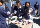 Fiesta de aprendizaje ambiental en Colegio Nueve de Octubre