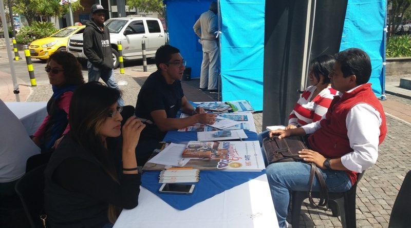 Proyectos de Salud participaron del Municipio Móvil en la Mariscal