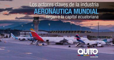 Quito sede del encuentro de conectividad aérea más importante del continente, Routes Americas 2018