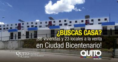 Viviendas de venta en Ciudad Bicentenario