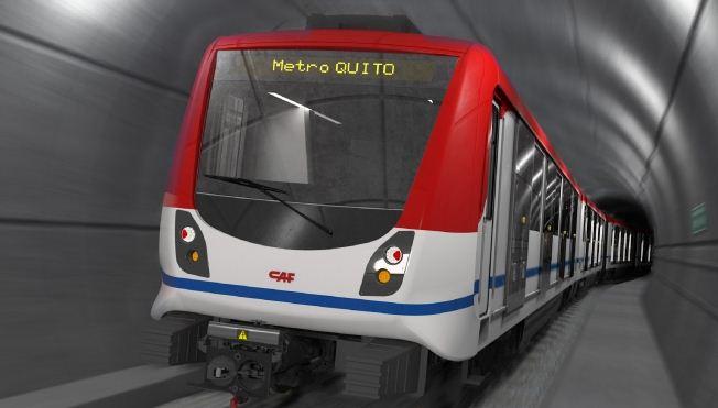 Metro de Quito: Reducción de carriles en el sector de la Gasca