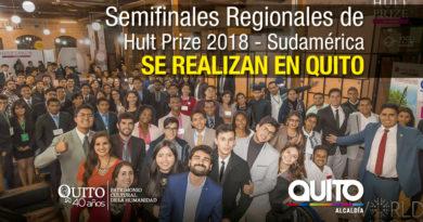 Más de 40 equipos participan en las semifinales regionales de Hult Prize