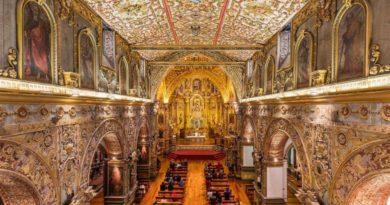 La Iglesia y el Convento de San Francisco entre los más antiguos del continente