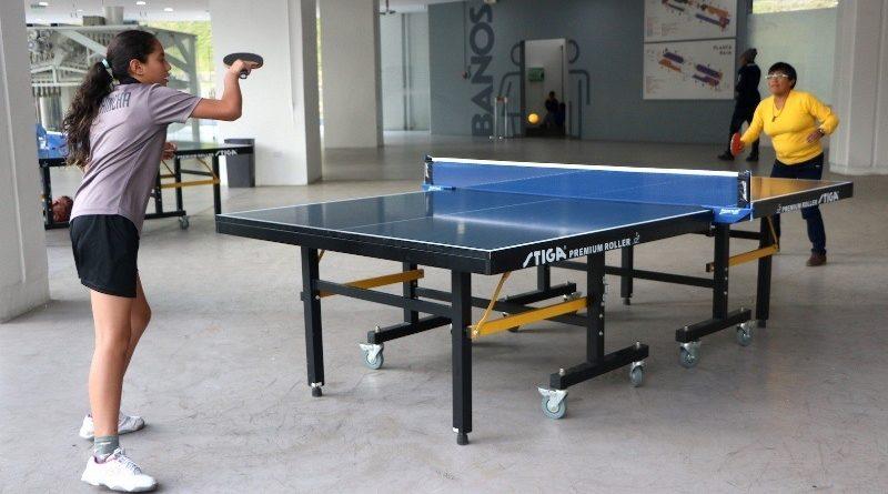 Torneo de tenis de mesa cine salas de baile y m s actividades este fin de semana en cumand - Torneo tenis de mesa ...