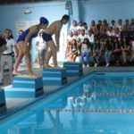 I Competencia de natación en el Fernández Madrid