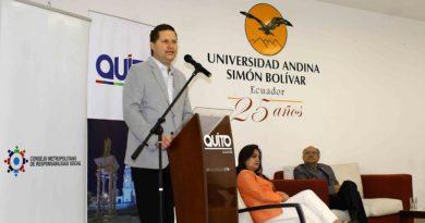 Quito realiza esfuerzos para mejorar la responsabilidad social