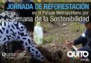 Con reforestación inicia la Semana de la Sostenibilidad
