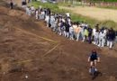 Unidad Educativa Bicentenario estrena pista de bicicross