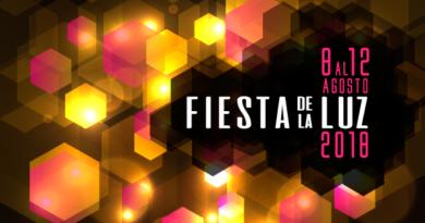 Más de 135 propuestas concursan para participar de la Fiesta de la Luz 2018