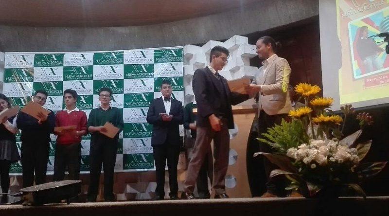 Unidad Benalcázar ganó Intercolegial de Oratoria