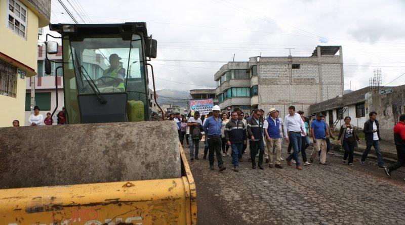 Brigada Móvil número 100 llegó a Guamaní