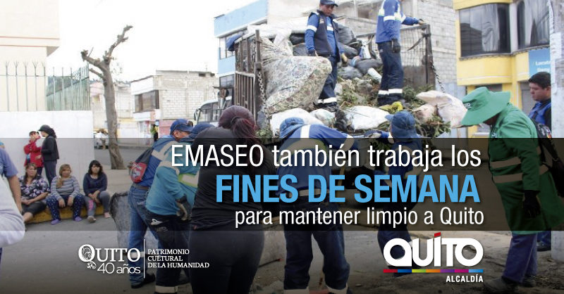 Más de 40 toneladas de residuos se recolectaron en eventos públicos el fin de semana
