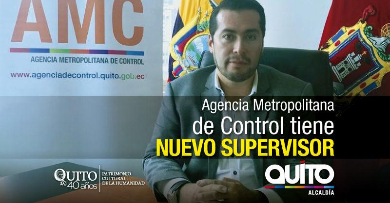 Supervisor – Quito Informa