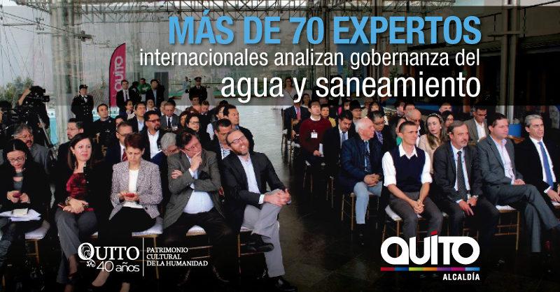 Taller internacional sobre transparencia y gobernanza del agua y saneamiento