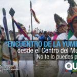 La Yumbada de San Antonio de Pichincha, renace