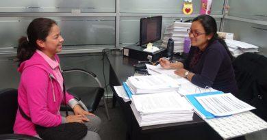 La EPMHV y MIDUVI trabajan con beneficiarios de Ciudad Bicentenario