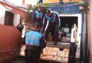 Municipio realizó operativos en bodegas ilegales del Centro Histórico