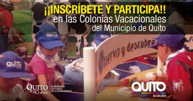 El 20 de junio inician inscripciones para Colonias Vacacionales