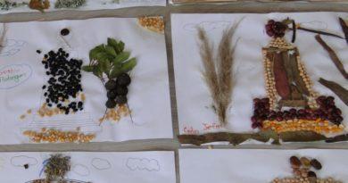 Imagen del Encuentro de Parroquias se inspira en la creatividad infantil