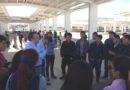 Universitarios de Chimborazo conocieron la operación del Trolebús