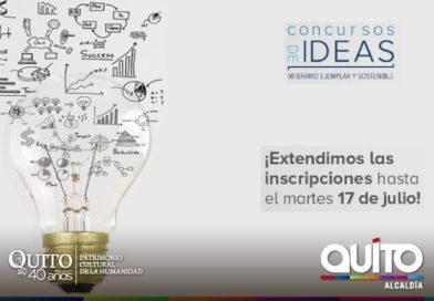 Concurso Mi Barrio Ejemplar y Sostenible- extiende las inscripciones hasta el 17 de julio