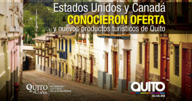 Quito se promociona en mercados internacionales