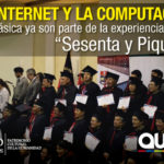 25 adultos mayores se graduaron con el plan de Alfabetización Informática
