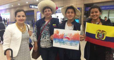 Estudiantes del Humberto Mata rumbo a Shanghái