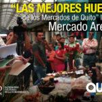 El Mercado Arenas impactó en el concurso de las Huecas