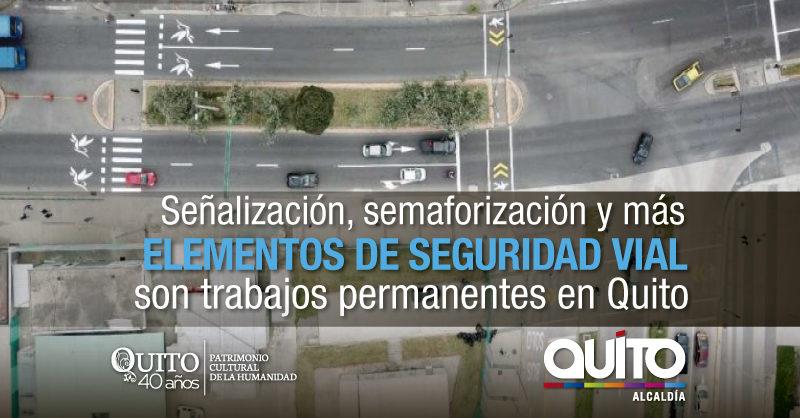 Más de USD 700 mil invertidos en seguridad vial en seis meses