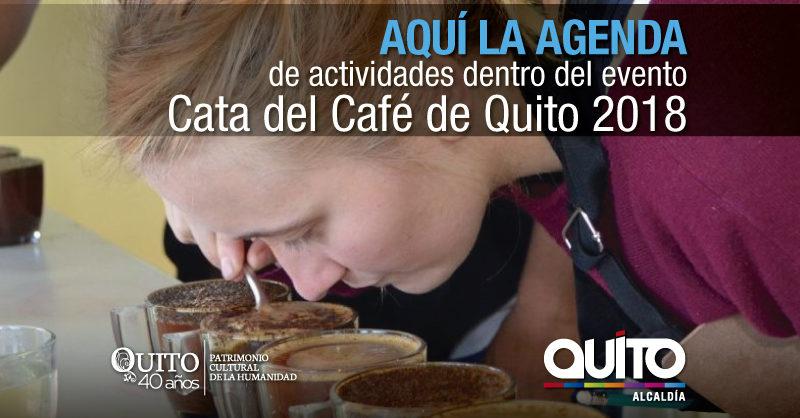 Varias actividades se realizarán en la Cata del Café de Quito 2018