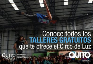 """""""Casa Abierta"""" en el Circo de Luz"""