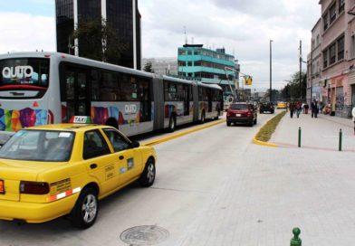 Metro de Quito: Vuelve la circulación normal a la Av. Gran Colombia