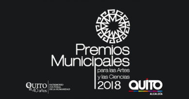 Premios Municipales 2018