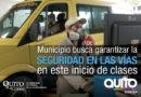 Transporte escolar e institucional deben aprobar dos Revisiones Técnicas Vehiculares