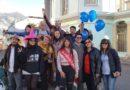 Velada Libertaria organizada por los vecinos de La Loma Grande