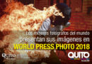Alcalde Rodas inauguró exposición World Press Photo 2018
