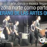 Verano de las Artes Quito entra con fuerza al norte de la ciudad