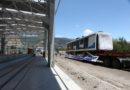 Asaltan los talleres del Metro de Quito y vandalizan uno de los vagones del primer tren