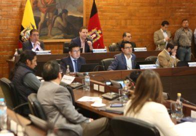 Concejo Metropolitano conoció informe sobre investigación de la escombrera Troje 4
